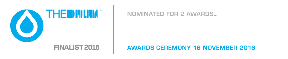 Nominated for 2 awards. Digital website design publications. The Drum cream awards.
